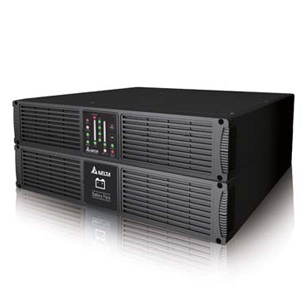 Delta amplon serie gaia 1 a 3 kva on line doble conversion rack/torre
