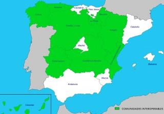 Asturias entra en la interoperabilidad