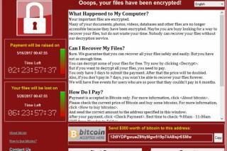 Virus Wannacry: Qué es y cómo evitarlo